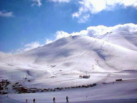 Φαλακρό  Δράμας (2200m)