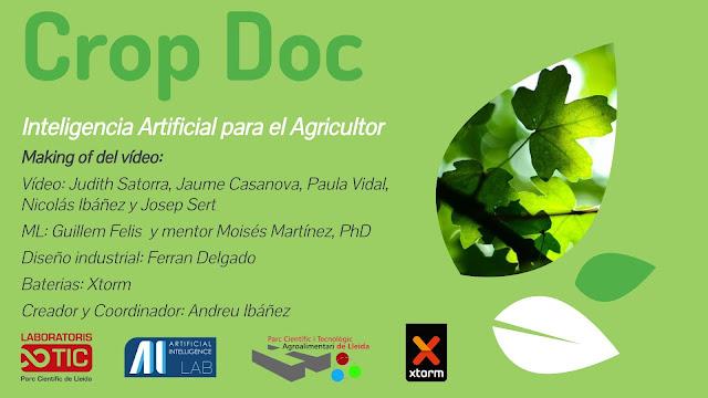 Introducción al proyecto Crop Doc de los Laboratorios TIC
