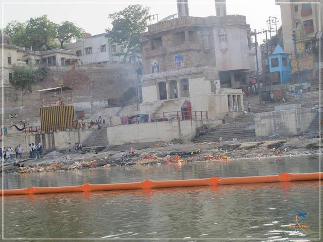 Harishchandra Ghat Varanasi - Cremações