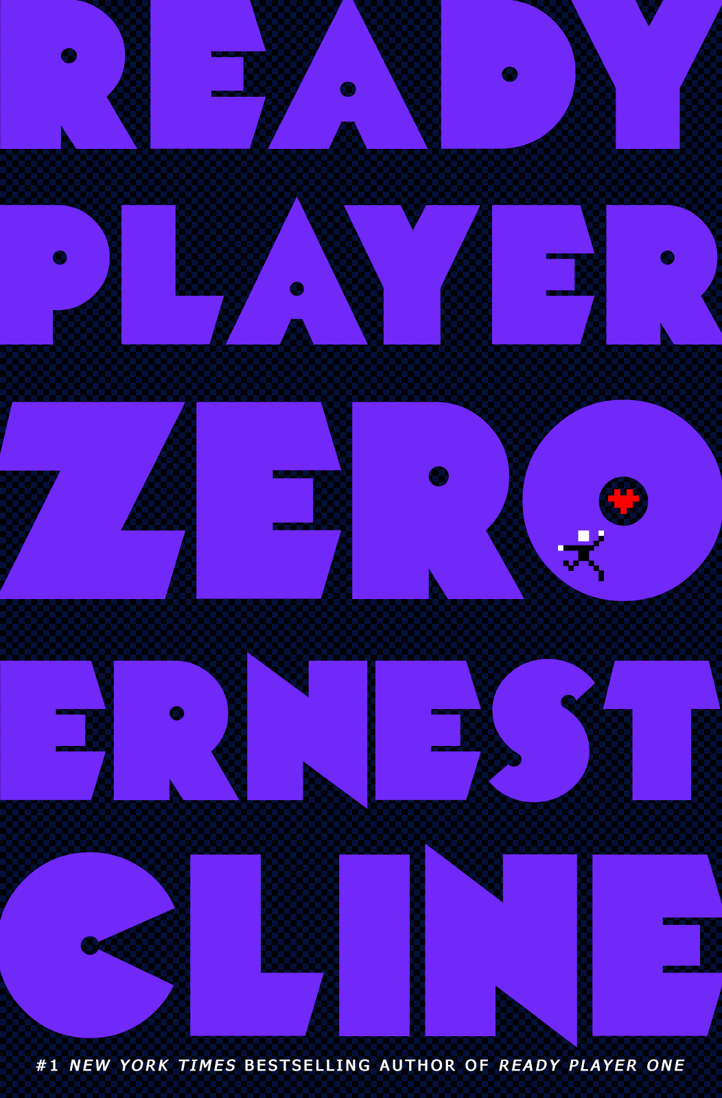 Ready Player Zero by Ernest Cline (Fan Made)