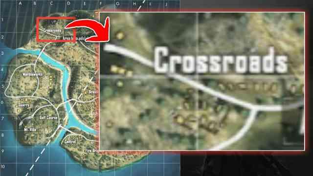 Crossroads, Tempat Looting Terbaik di Purgatory Free Fire