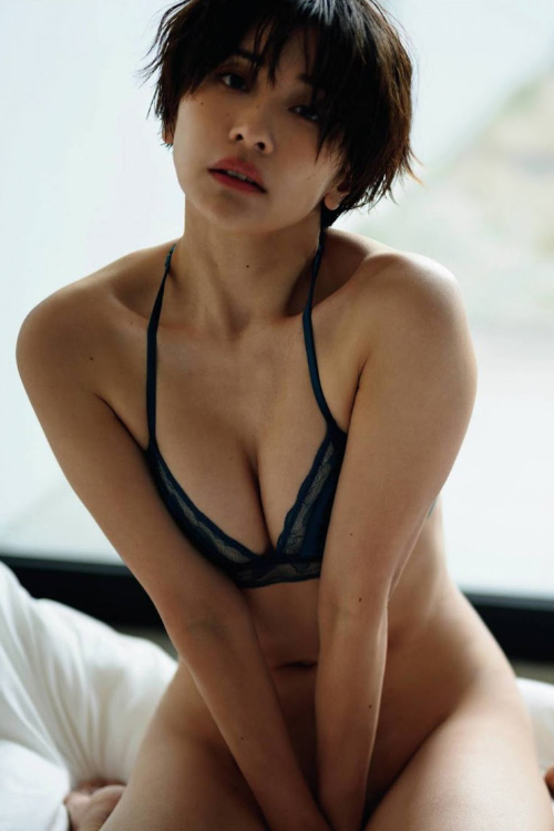 Mami Yamasaki 山崎真実, Ex-Taishu 2021.05 (EX大衆 2021年5月号)