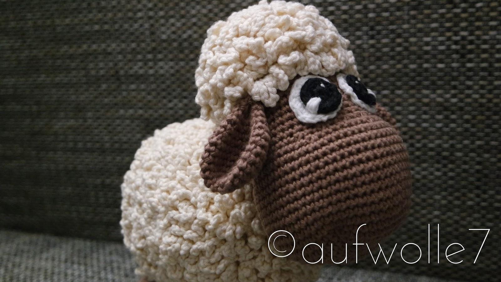 Auf Wolle 7 Noch Ein Schaf Und Die Plage Mit Der Anleitung