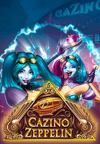 Mainkan Game Slot Online Demo Cazino Zeppelin (Yggdrasil)