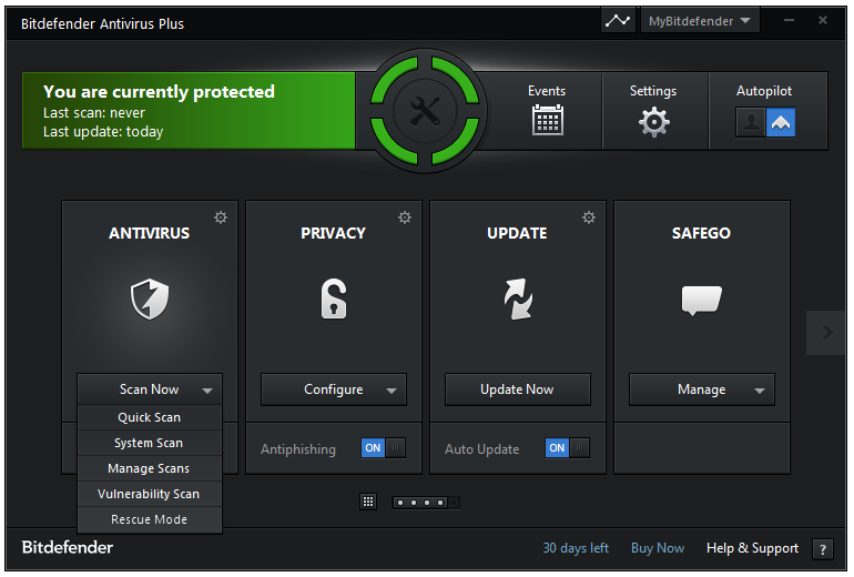 Start-a-virus-scan-with-Bitdefender-Antivirus-Plus