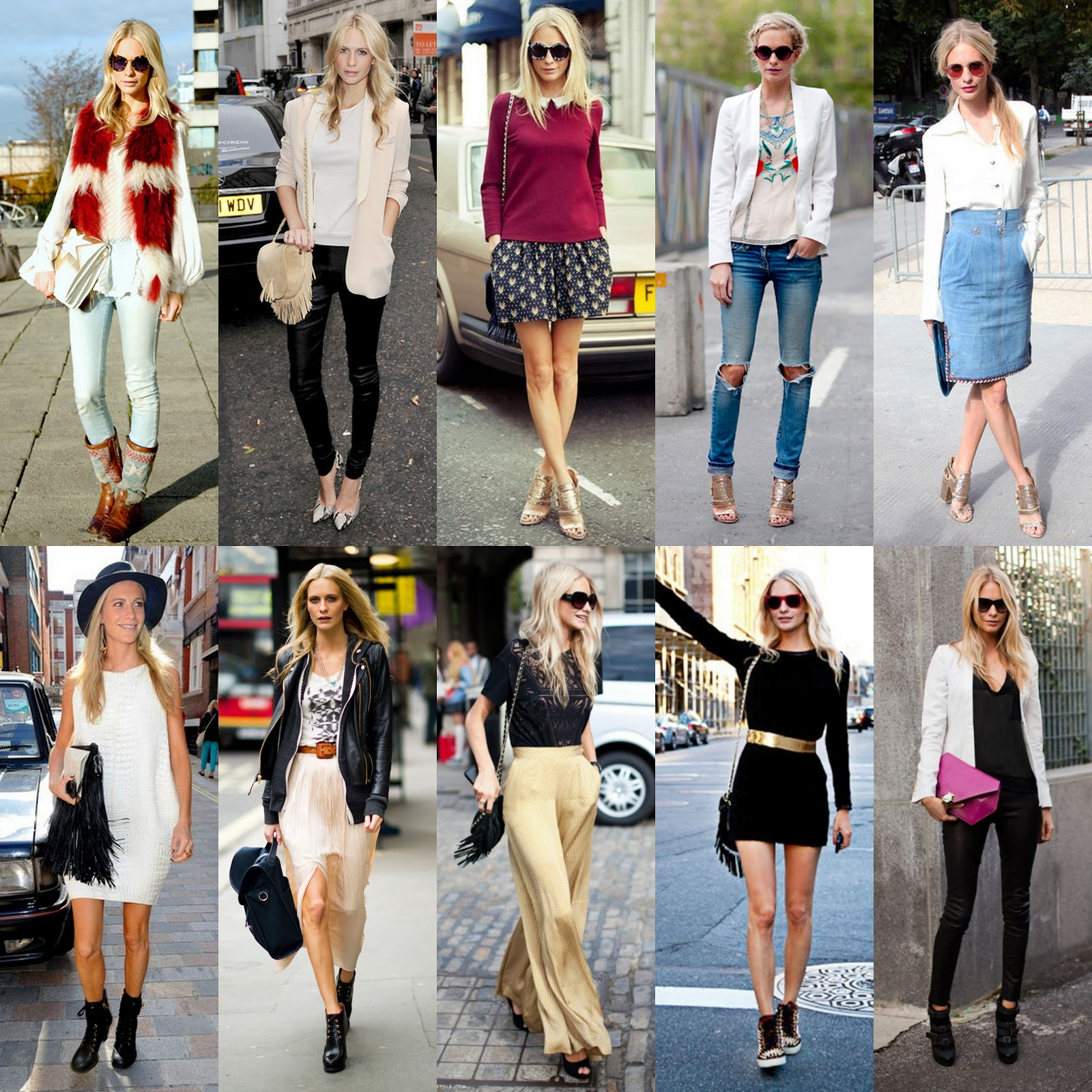 New Style Icons In 2017 - Best New Style Icons