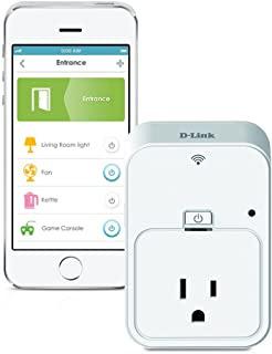 D-Link DSP-W215/LNA Smart Plug (White)