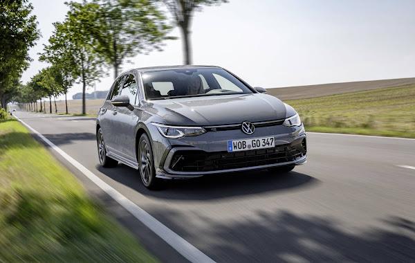 VW Golf 2022: disparada de vendas de híbridos esbarra em escassez de baterias