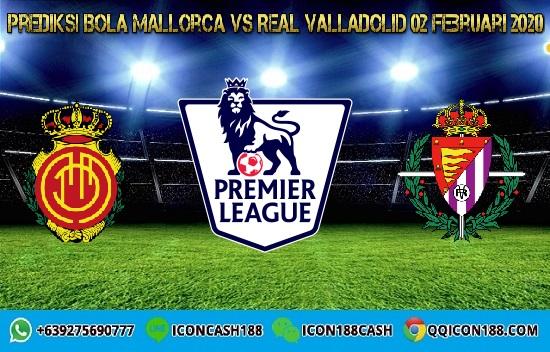 Prediksi Skor Mallorca vs Real Valladolid 02 Februari 2020