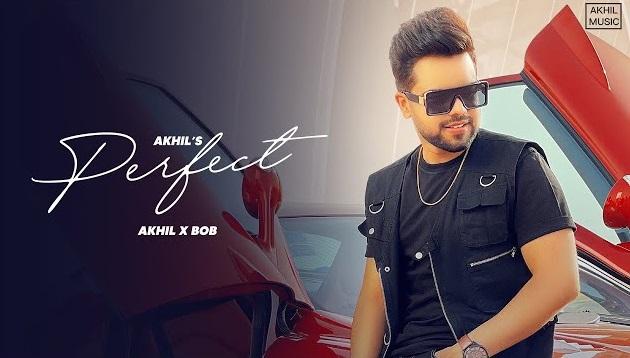 Perfect Lyrics - Akhil