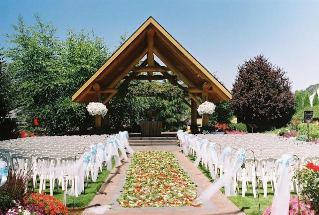 Outdoor Wedding Venues Portland Oregon