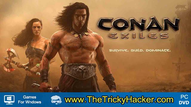 Conan Exiles Free Download Full Version Game PC