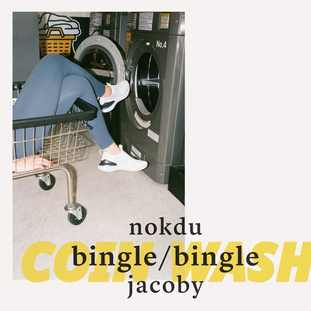 Nokdu & Jacoby – Coin Wash – Single