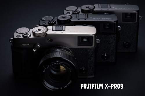 Spesifikasi Dan Harga Fujifilm X-Pro3 Setelah Rilis Di Indonesia