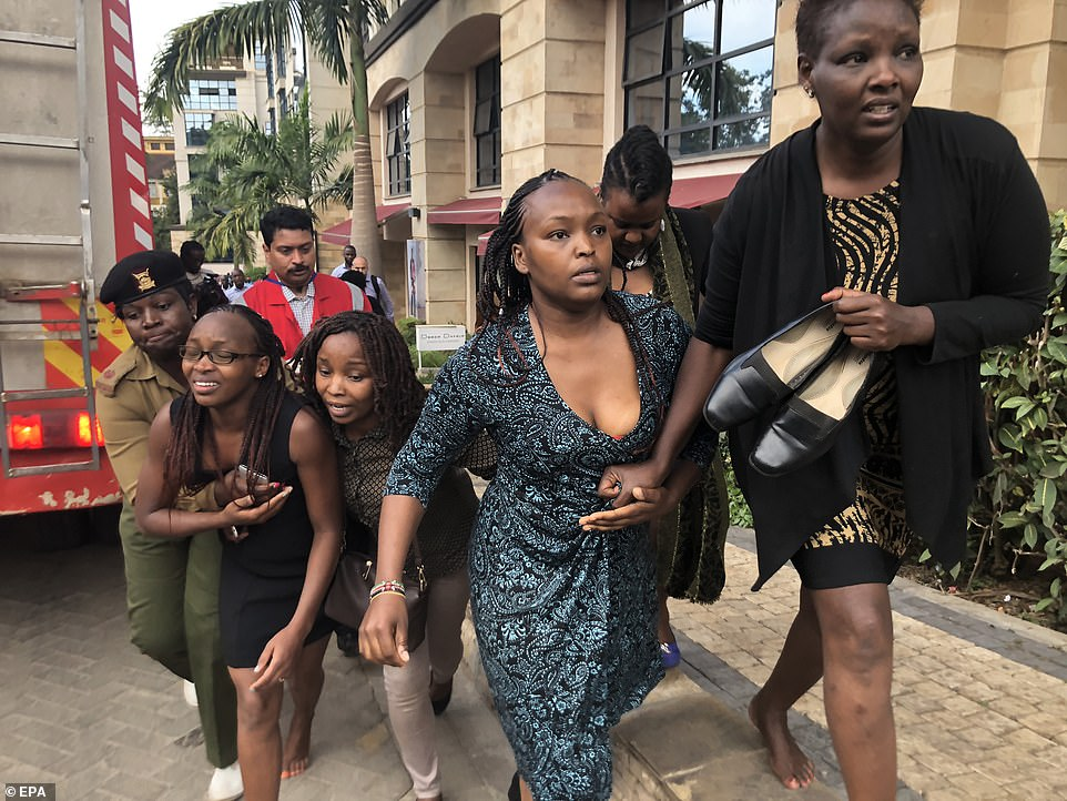 Kenya, Nairobi Hotel Dusit D2 Reopens After January Terror Attack