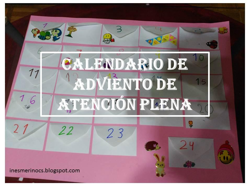 In s merino for Calendario de adviento casero