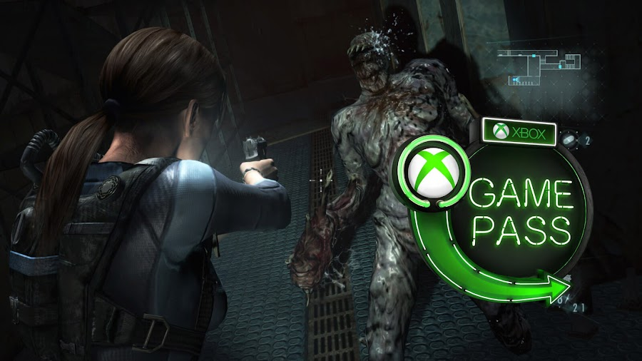 xbox game pass 2019 resident evil revelations xb1
