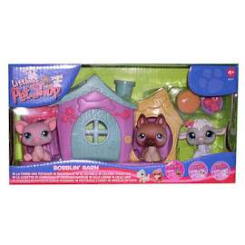 Littlest Pet Shop Small Playset Pig (#377) Pet
