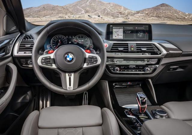 2021-bmw-x4-m-interior