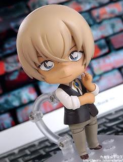 "Nendoroid Toru Amuro de ""Detective Conan"" - Good Smile Company"