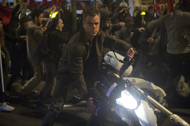 Jason Bourne: Movie Review