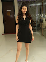 Amyra Dastur sizzling at Kunfu Yoga movie event-cover-photo