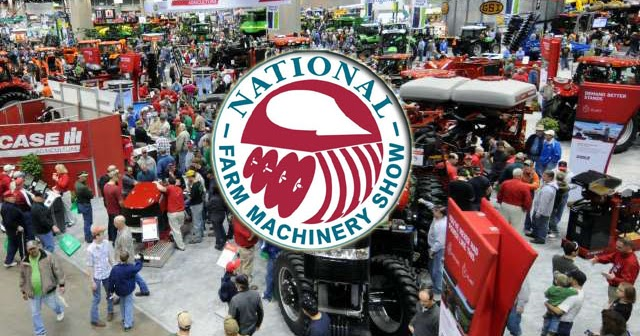 National Farm Machinery Show And Tractor Pull 2019 World