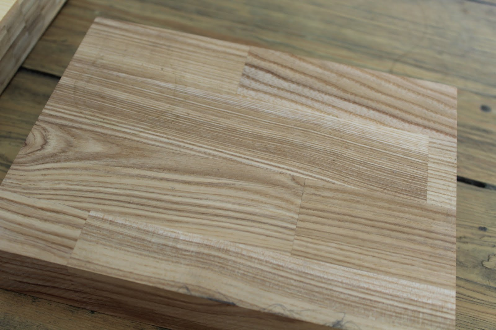 ash worktop sample