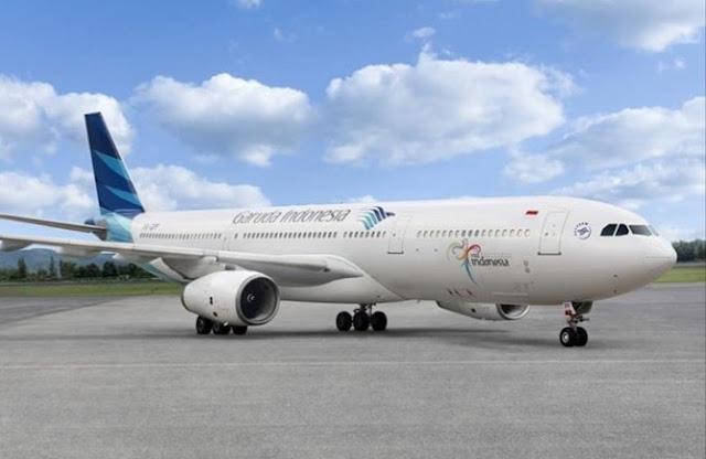 Double Blunder Garuda Indonesia