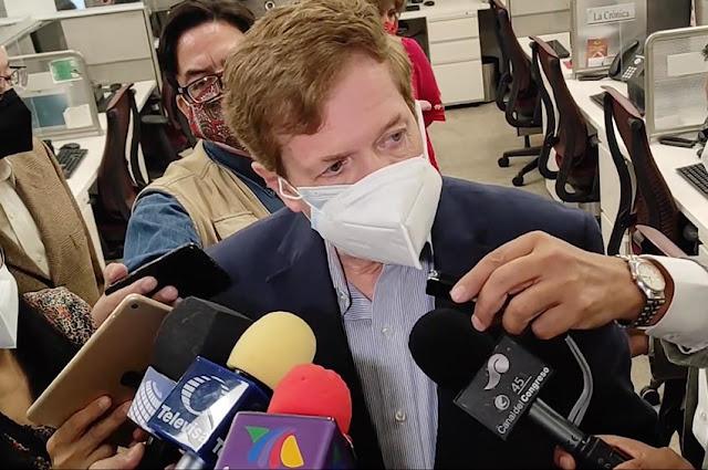 Propone Juan Carlos Romero Hicks analizar en parlamento abierto la reforma al Poder Judicial Federal