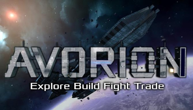 Avorion is a space sandbox game with an emphasis on building your own ships and huge space stations.