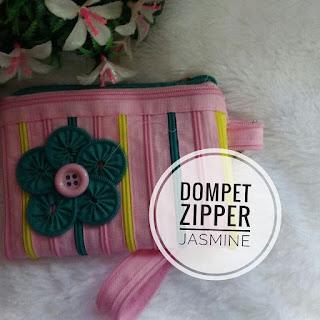 Dompet Resleting Jasmin 007