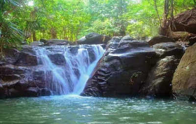 5 Tempat Wisata Air Terjun Di Bangka Belitung Cantik Yang Harus Anda Kunjungi