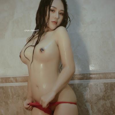 AnhSex.In - Ảnh sex gái xinh Chan Chan 97 vú to