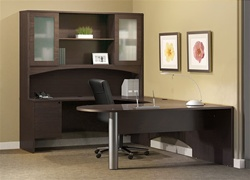 Mayline Brighton Series Office Furniture Layout