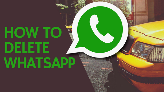 how to delete whatsapp group account permanently