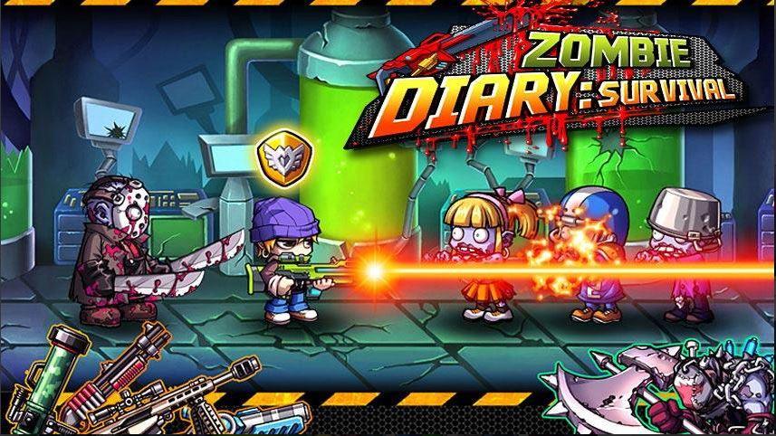 Download Zombie Diary MOD APK 1