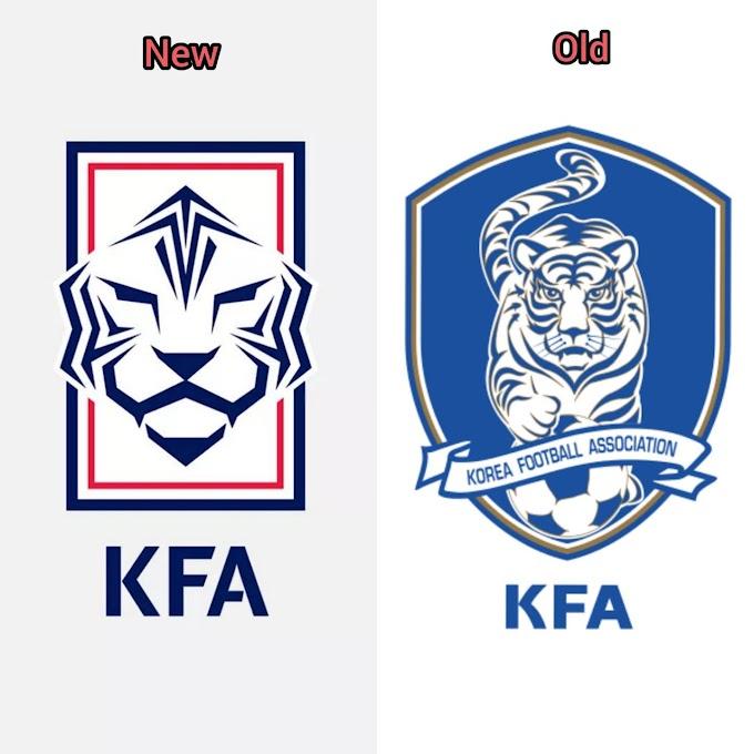 South Korean Football Association release new badge