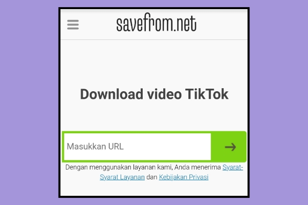 Cara Menyimpan Video Tiktok Yang Tidak Bisa Di Download