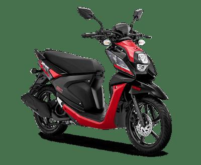 Simak Spesifikasi X-Ride Versi 2020, Apa yang berbeda??
