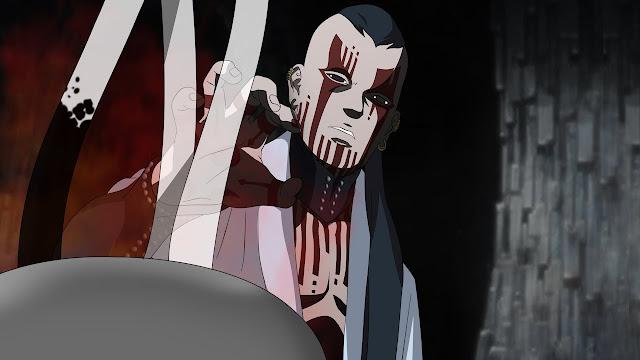 Boruto Chapter 29: Naruto vs Kashin Koji
