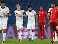 Hasil Pertandingan Swiss vs Jerman (1-1): Die Mannschaft Lagi-lagi Imbang