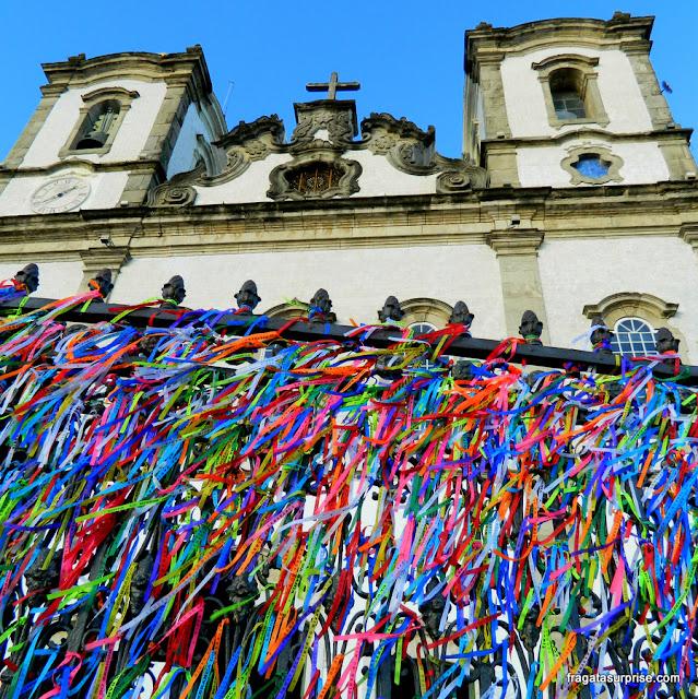 Igreja do Bonfim, Salcador, Bahia