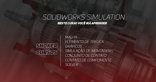 #SOLIDWORKS SIMULATION #CURSO