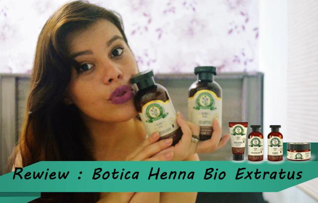 Vídeo: Resenha / Recebidos Bio Extratus Botica henna