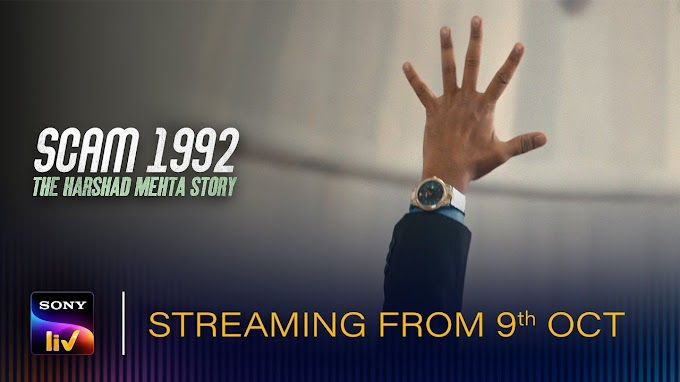 How to Watch & Download Scam 1992 – The Harshad Mehta Story Web Series on SonyLiv?
