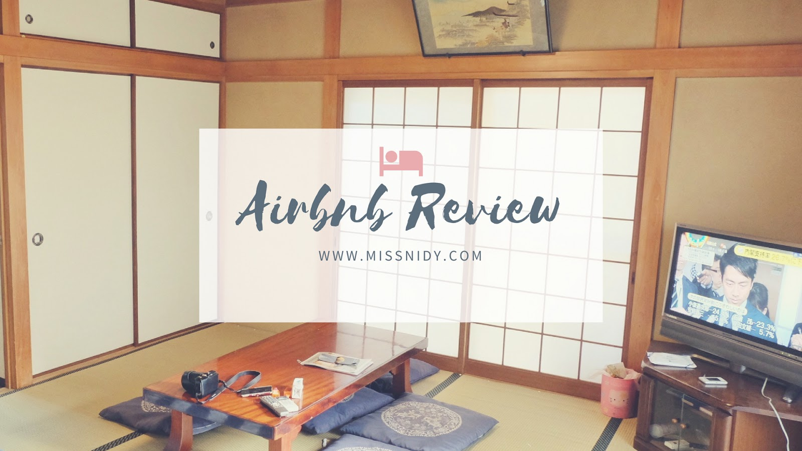 airbnb in osaka review