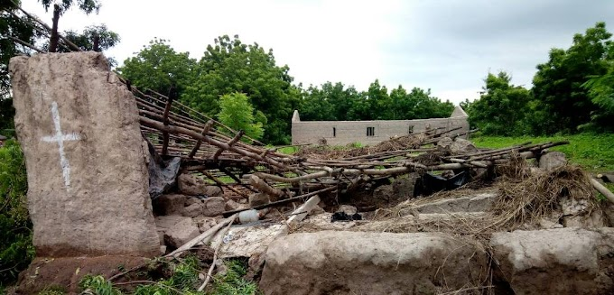 26 houses collapse in flood; 100 displaced in Eastern Region