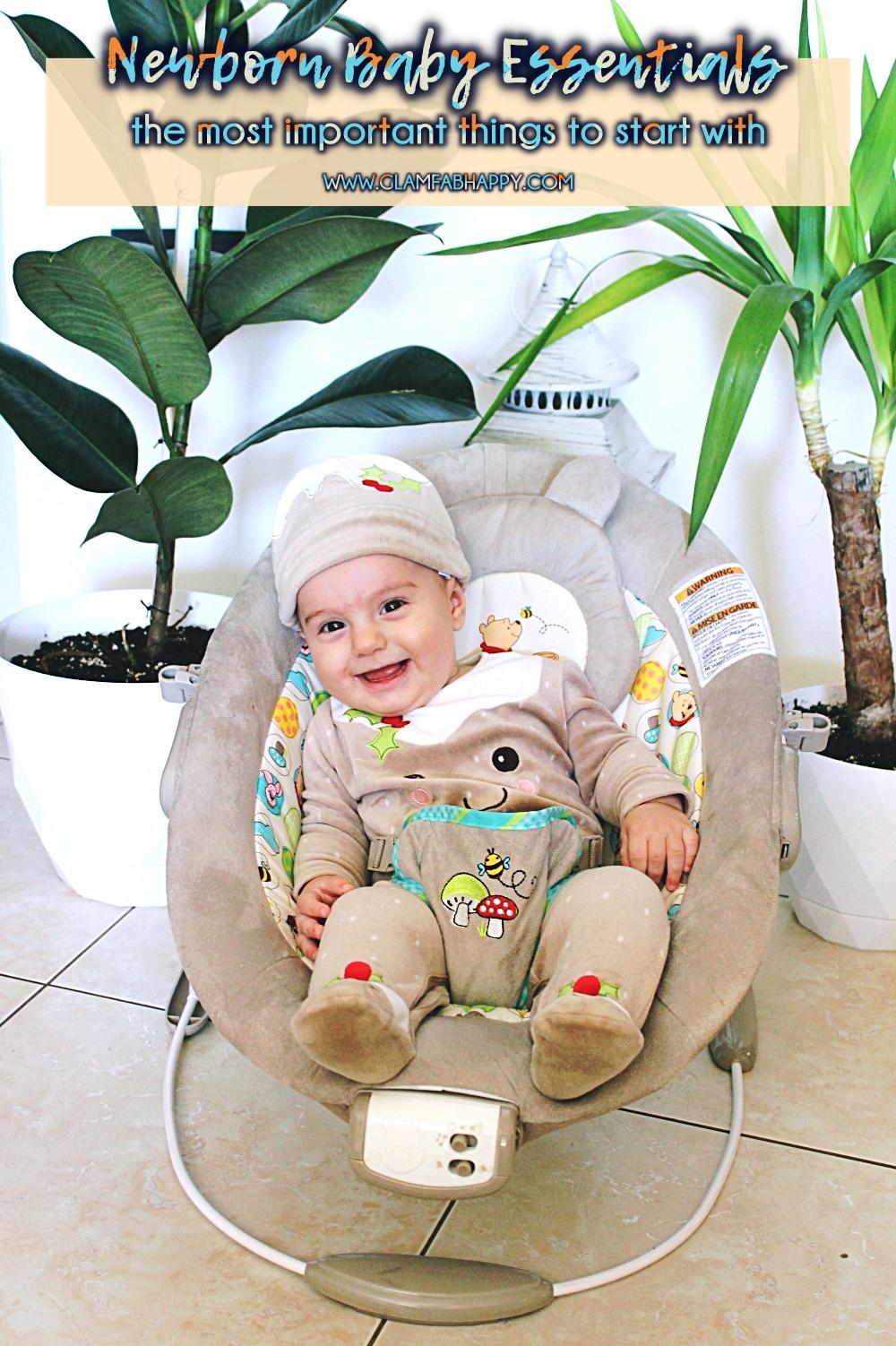 newborn baby essentials checklist and tips, motherhood tips, mom blog, easy motherhood