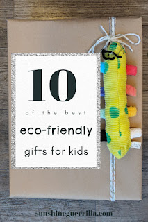 The Best Eco-Friendly Presents for Kids